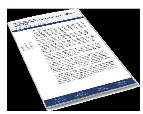 M2M Embedded Module Vendor Market Share Market Data Image