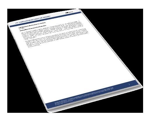 LTE Baseband Semiconductor Vendors Image