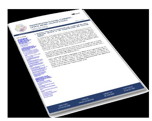 Transportation Ticketing Standards – CiPurse, MiFare, Calypso & FeliCa Image