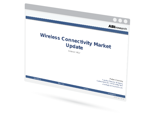Wireless Connectivity Market Update - 4Q12 Image