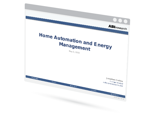Home Automation and Energy Monitoring Systems Image