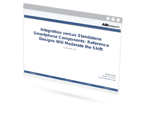 Webinar: Integration Versus Stand-alone Smartphone Components – Reference Designs Will Moderate the Shift Image