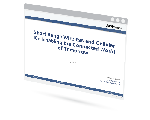 Short Range Wireless and Cellular ICs Enabling the Connected World of Tomorrow Image