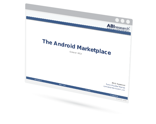 The Android Marketplace Image