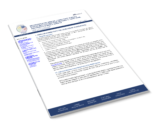 Opportunities for Wireless Connectivity in Mobile Devices, Next-gen Computing, Wearables, Smart Home, and Connected Vehicle Markets Image