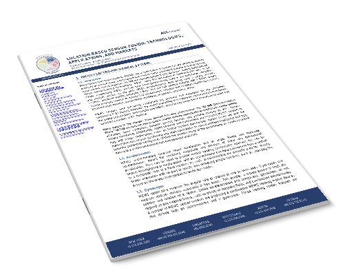 Location-Based Sensor Fusion: Technologies, Applications, and Markets Image