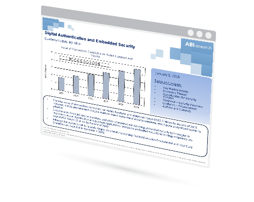 Digital Authentication and Embedded Security Image