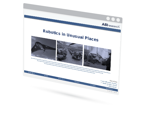 Webinar: Robotics in Unusual Places Image