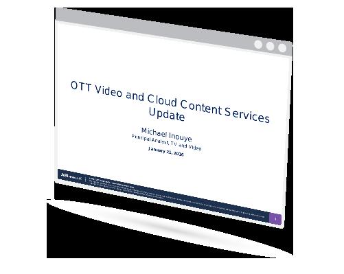 Market Update: OTT & Multiscreen Services Image