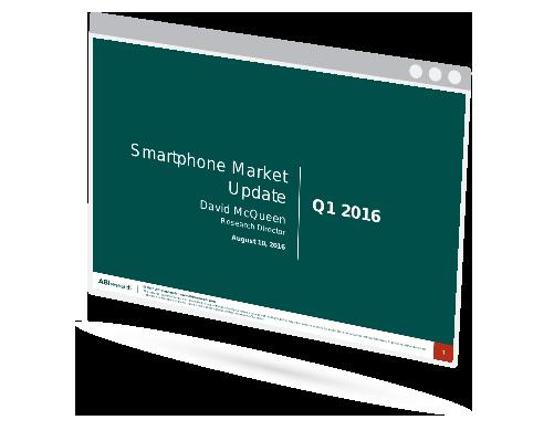 Smartphone Market Update: Q1 2016 Image
