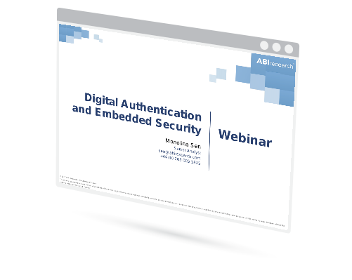 Webinar: Digital Authentication and Embedded Security Image