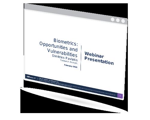 Webinar: Biometrics Image