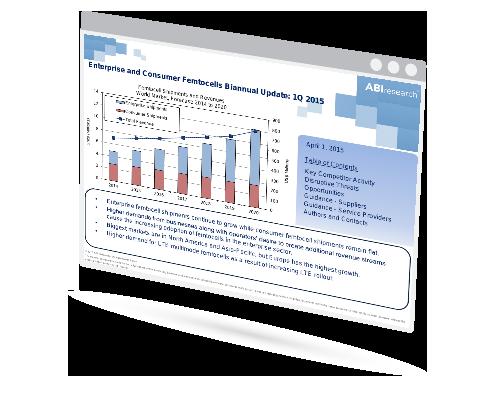Enterprise and Consumer Femtocell Biannual Update Image