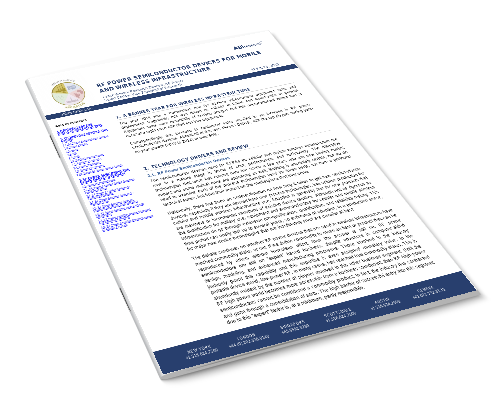 RF Power Semiconductor Devices for Mobile and Wireless Infrastructure Image