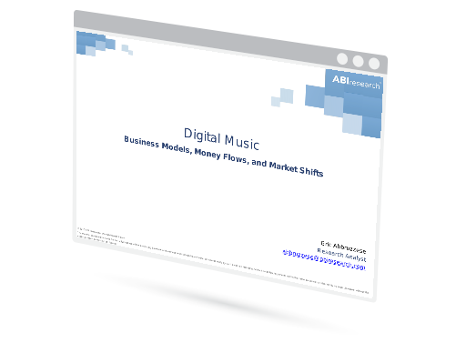 Digital Music: Business Models, Money Flows, and Market Shifts Image
