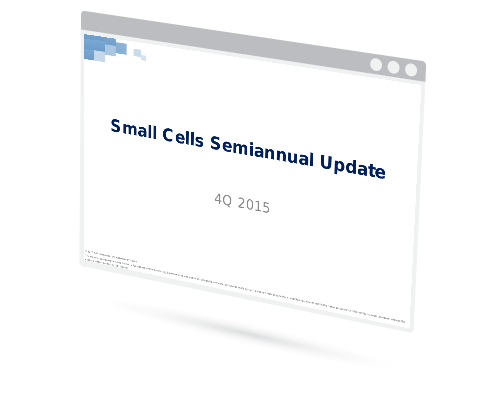 Small Cell Bi Annual Update Image