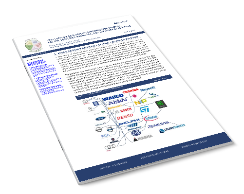 ADAS Supplier Ecosystem: Semiconductor Vendors, Tier 1 Suppliers, Hardware and Software Developers Image