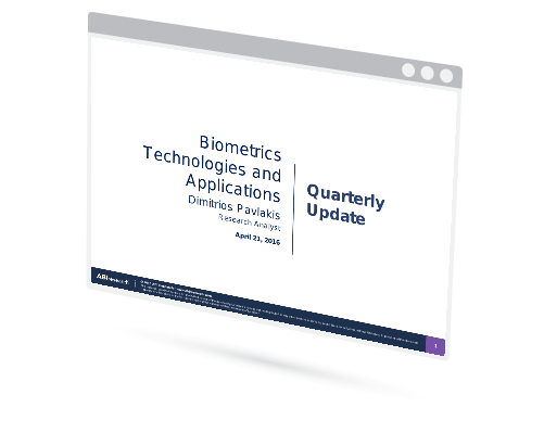Biometrics Technologies and Applications Image