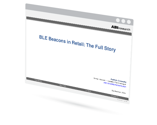 BLE Beacons in Retail: The Full Story Image