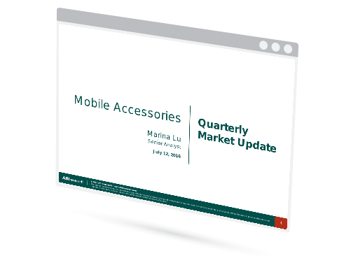 Mobile Accessories Quarterly Market Update Image