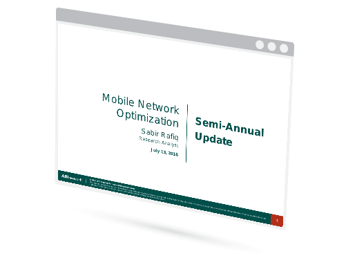 Mobile Network Optimization: Semi-Annual Update Image