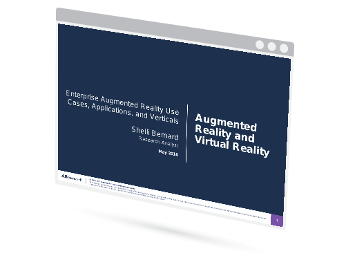 Enterprise Augmented Reality Use Cases, Applications, and Verticals Image