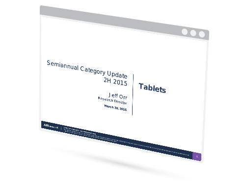 Tablets Semiannual Update 2H 2015 Image