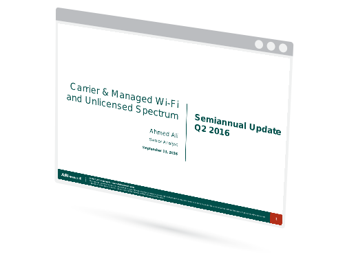 Carrier WiFi Biannual update Image