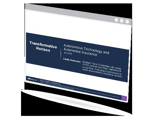 Autonomous Technology and Automotive Insurance Image