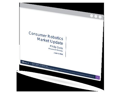 Consumer Robotics Market Update Image