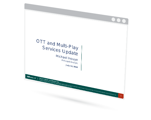 Market Update: OTT & Multiscreen Services Image