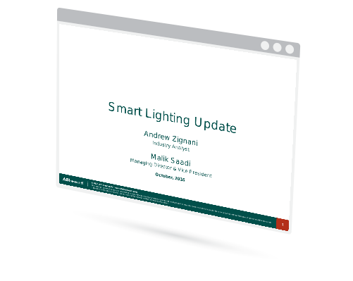 Smart Lighting Image