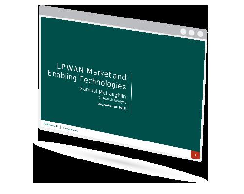 LPWAN Market and Enabling Technologies Image
