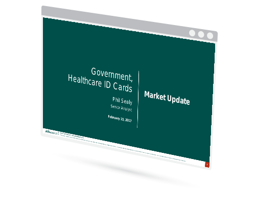 Government & Healthcare ID Cards Image