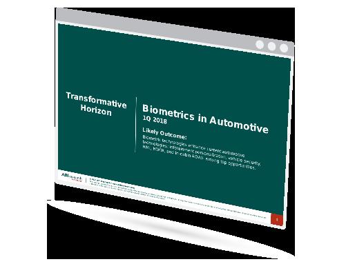 Biometrics in Automotive Image