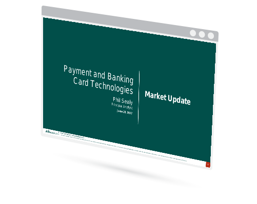 Payment and Banking Card Technologies Image