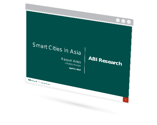 Smart Cities in Asia Image