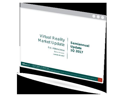 Virtual Reality Market Update Image