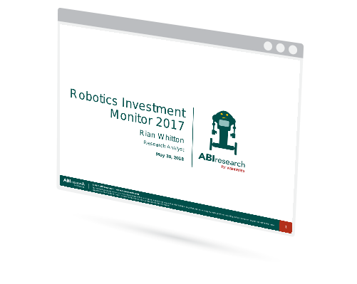 Robotics Investment Monitor 2017 Image