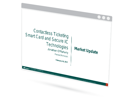 Contactless Ticketing: Smart Card and Secure IC Technologies Image