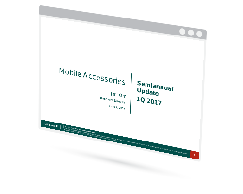 Mobile Accessories Semiannual Update Image