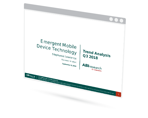 Emergent Mobile Device Technology Trend Analysis Image