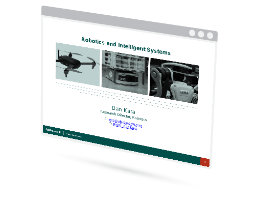 Webinar: Robotics and Intelligent Systems Image