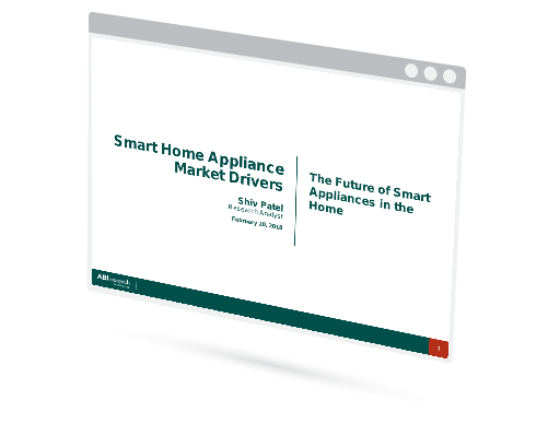The Future of Smart Appliances in the Home Image