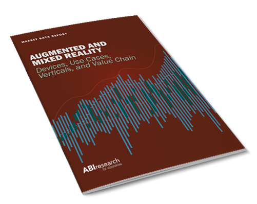Augmented and Mixed Reality Market Data: Devices, Use Cases, Verticals, and Value Chain Image