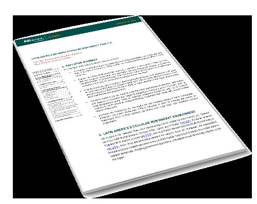 Latin America Network Operator M2M Market Analysis Image