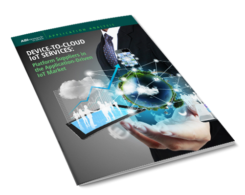 Device-to-Cloud IoT Services: Analysis of Platform Suppliers in the Application-Driven IoT Market Image