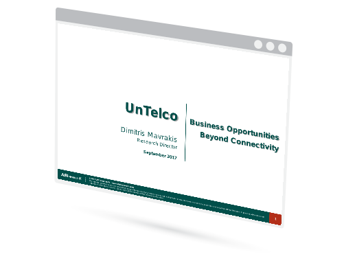 Webinar: UnTelco: Business Opportunities Beyond Connectivity Image