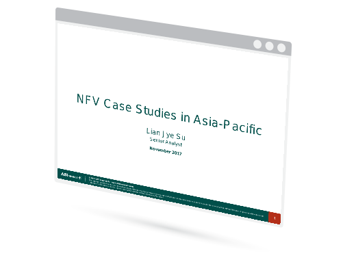 Webinar: NFV Case Studies in Asia-Pacific Image