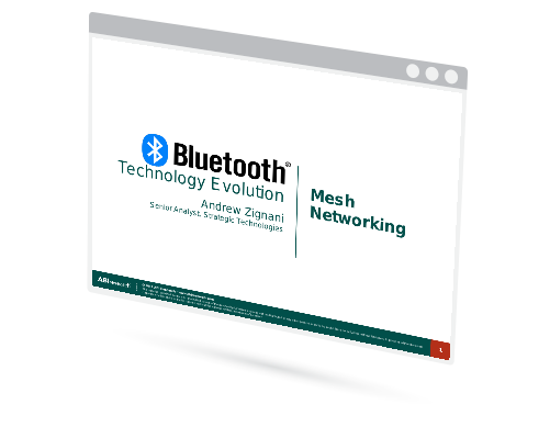 Bluetooth Technology Evolution: Mesh Networking Image